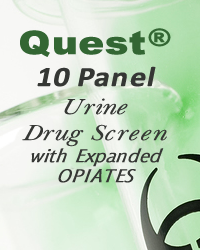 Diagnostic Quest Diagnostics Drug Test Results Time